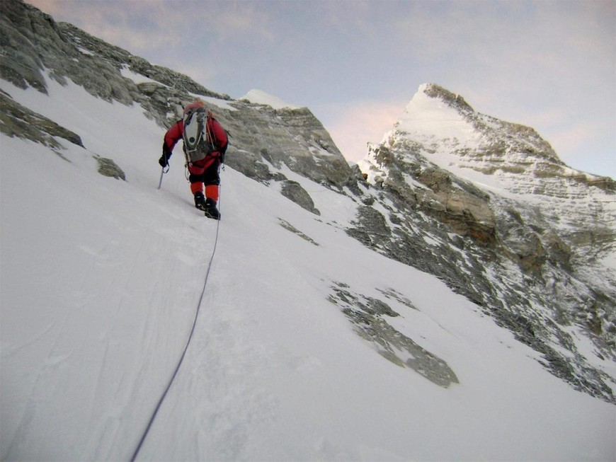 La Terra Degli Sherpa.Everest Piu Sicuro Grazie Alla Formazione Degli Sherpa Neve